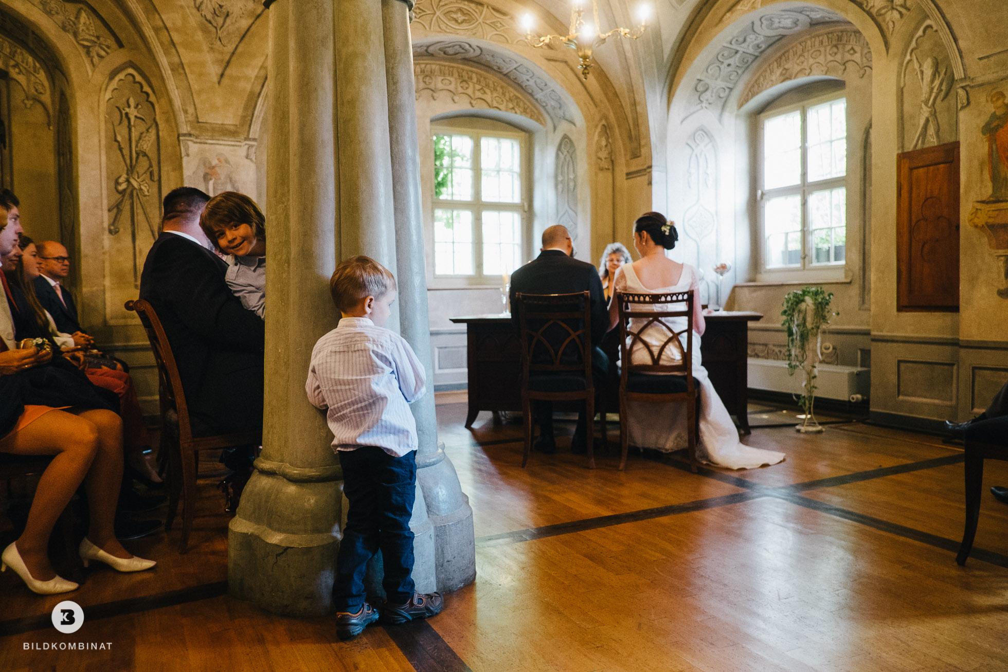 Hochzeit in Machern