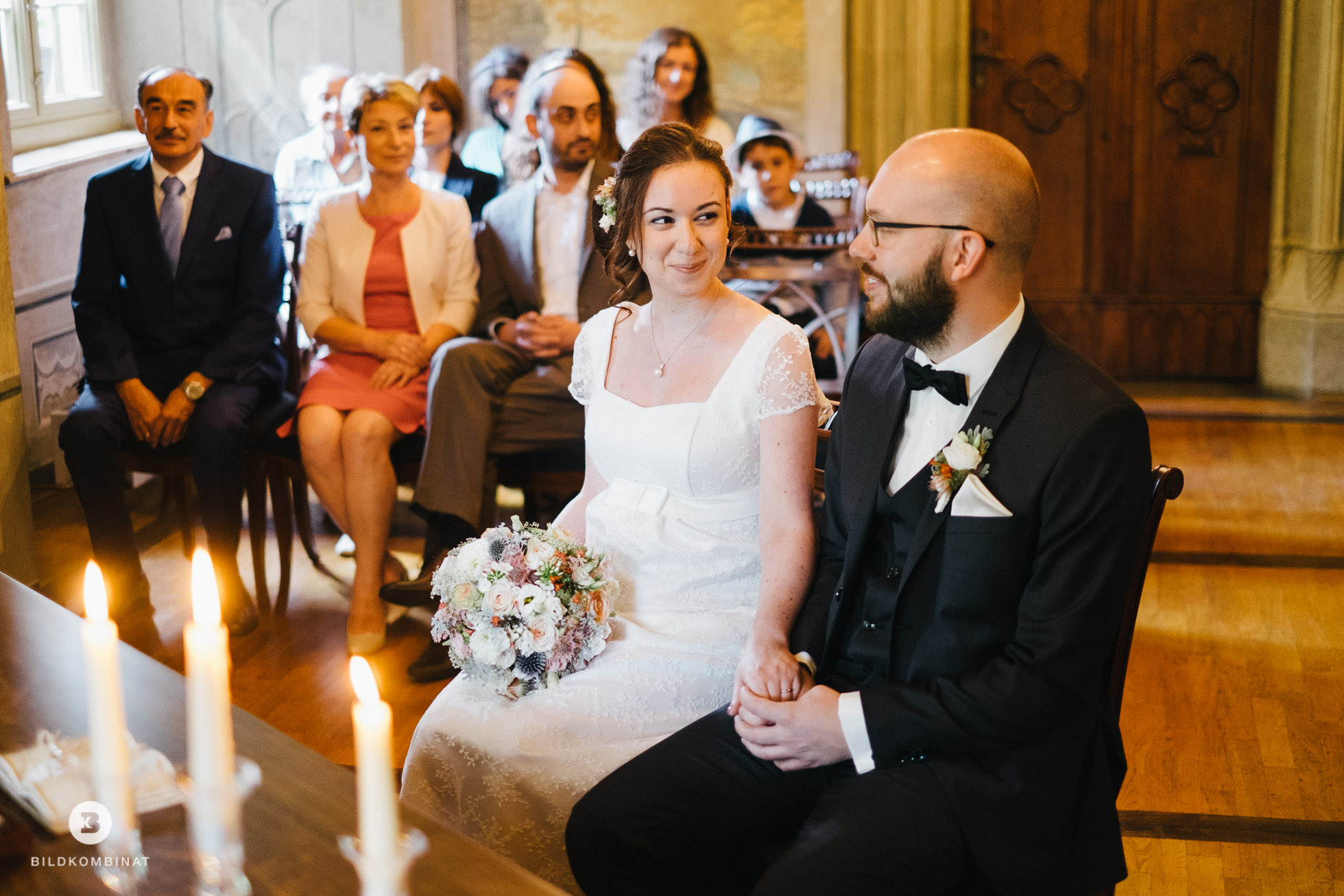 Hochzeitsfotograf im Schloss Machern
