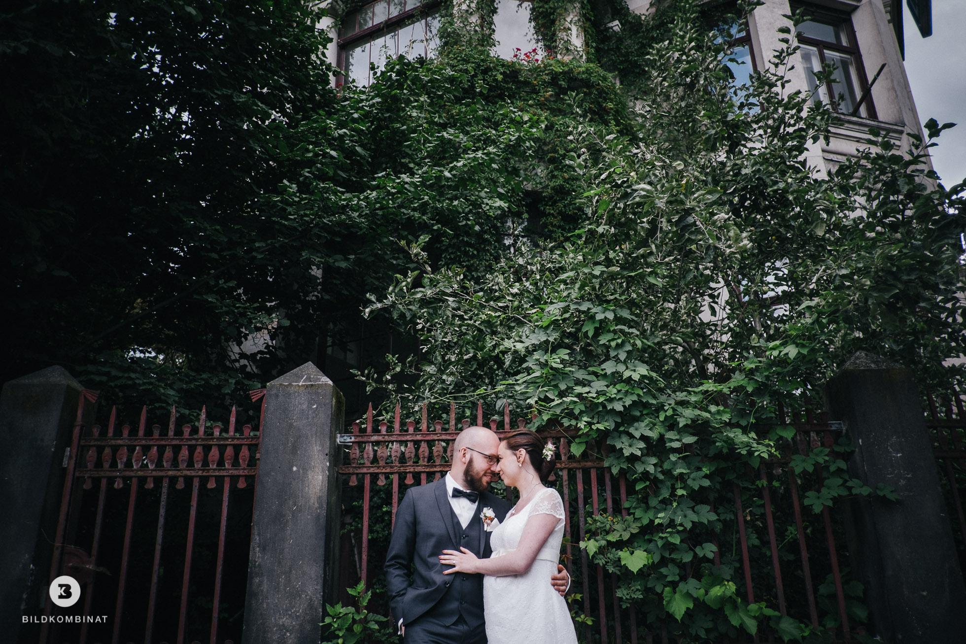 Hochzeitsfotos in Leipzig